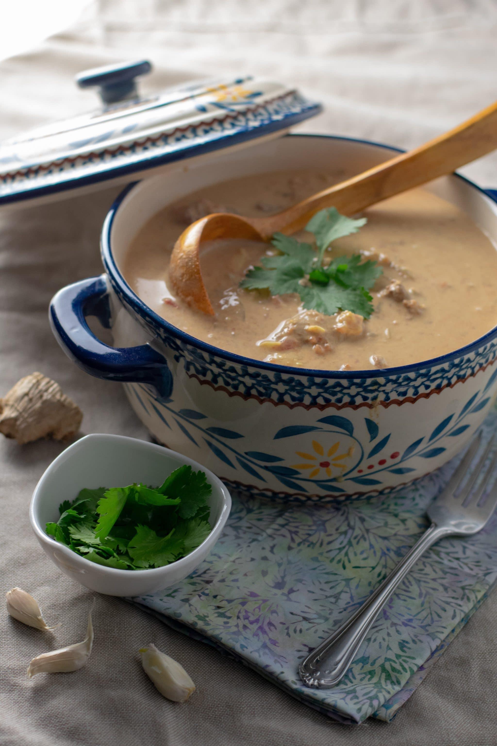 Instant Pot Beef Coconut Milk Curry