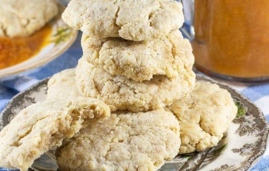 Almond-Flour Biscuits – 5-Ingredient