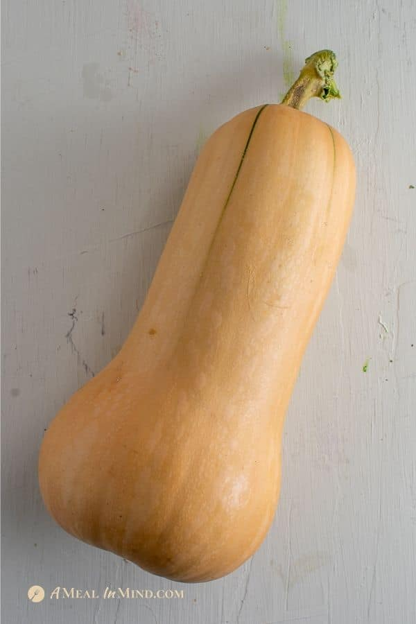 butternut used for delicious roasted butternut squash hash bowl