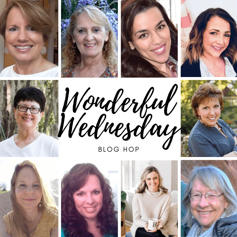 Wonderful Wednesday Blog Hop #356
