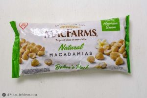 "Macadamia Nut""ella"" - Gluten and Dairy Free raw nuts in bag"