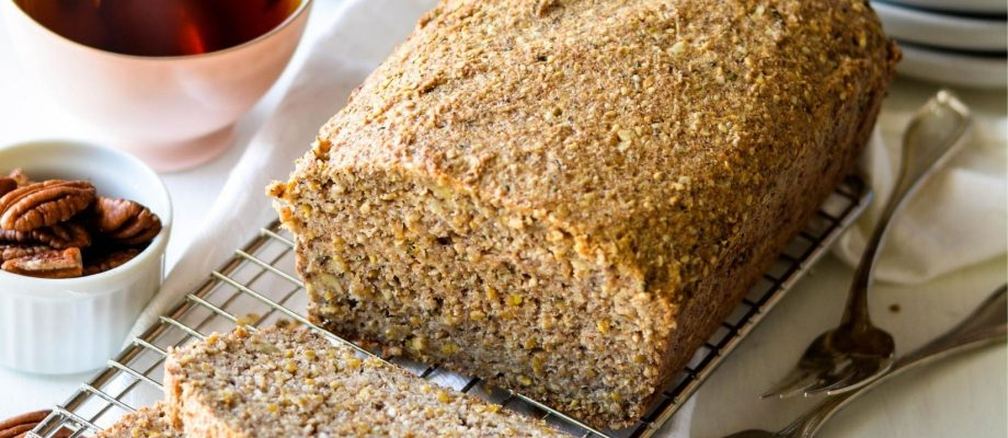 Low Carb Nut and Seed Bread