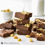 "Macadamia Nut""Ella"" Brownies 3 Ingredient featured image"